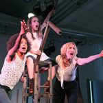 Gasometer Theaterstueck St Joan Regie Katrin Hilbe